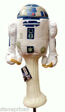 NEW OFFICIAL STAR WARS R2D2 GOLF DRIVER HEADCOVER.