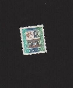 REPUBBLICA-ITALIANA-1987-francobollo-serie-ALTI-VALORI-LIRE-20000-NUOVO