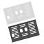 Film-de-protection-pour-DeLonghi-Autentica-29-660-amp-29-666-29-510-amp-29-620-tasses-Papiers miniature 11