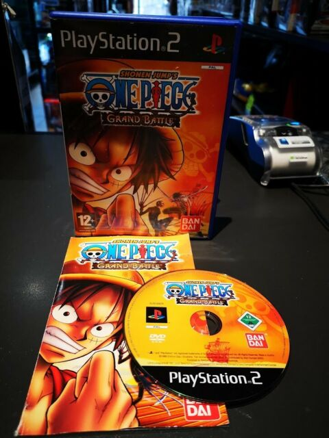 one piece grand battle ps2
