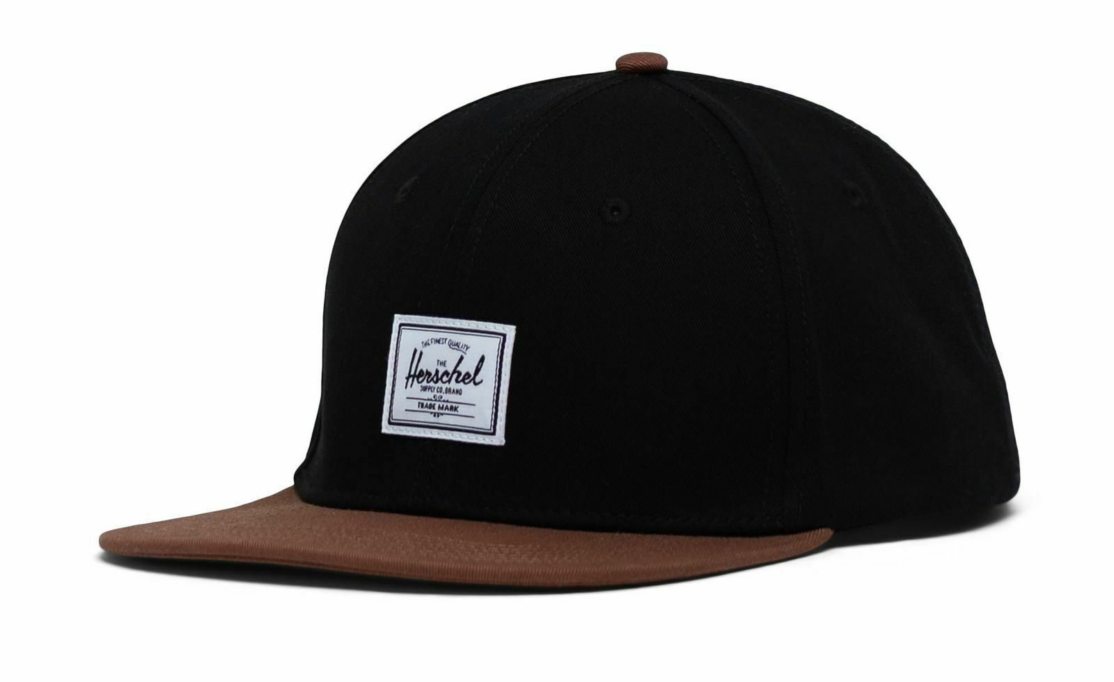 Herschel Whaler Classic Hat Cap Accessoire Schwarz