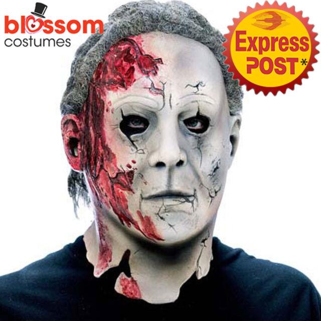 Halloween 2 Rob Zombie Mask.Rob Zombie Halloween 2 Mask