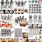 35Pcs Russian Tulip Icing Piping Sphere Ball Nozzles Tips Cake Decor Baking Tool