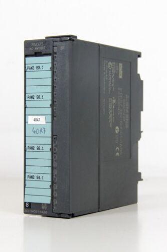 Siemens s7-Analog salida SM 332-6es7 332-5hd01-0ab0 e-Stand 10
