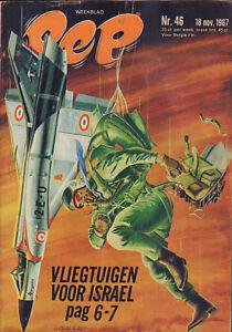 PEP-1967-nr-46-MICK-TANGY-COVER-UDERZO-EDDY-MERCKX-LEEN-JONGEWAARD
