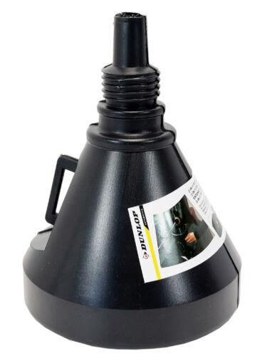 Trichter Einfülltrichter 2 in 1 Schlauch Sieb Öltrichter AUTO KFZ Tanktrichter