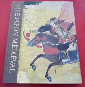 French-Book-Les-Grandes-Epoques-de-L-039-homme-Le-Japon-Medieval