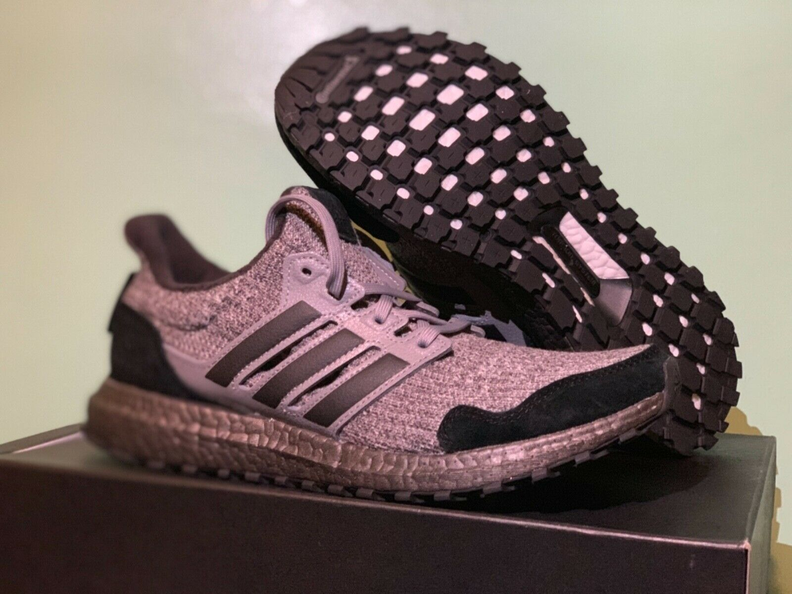 bd0a097468b7c 2019 Adidas Ultra Boost Game Of GOT Stark EE3706 Thrones House ...