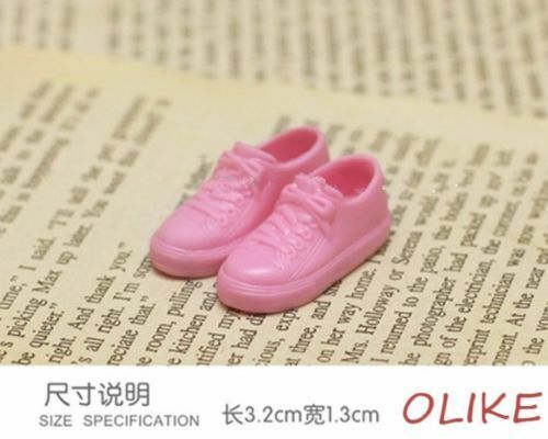 New plastic shoes for BLYTHE AZONE LICCA Doll