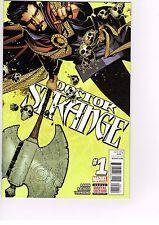 Doctor Strange #1 2015 Aaron Bachalo Townsend