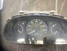 Speedometer Cluster 1993 94 95 96 Mitsubishi Mirage Eagle Summit Dodge Colt