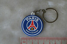 kiTki Paris Saint-Germain FC badge football club soccer keychain key chain ring