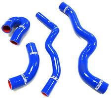 OBX Blue Reinforced Silcone Radiator Hose Fits 09-13 Mazda 3 2.0L 5SPD