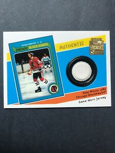 2002-Topps-OPC-Archives-Authentic-Stan-Makita-1980-Game-Worn-Jersey-Patch