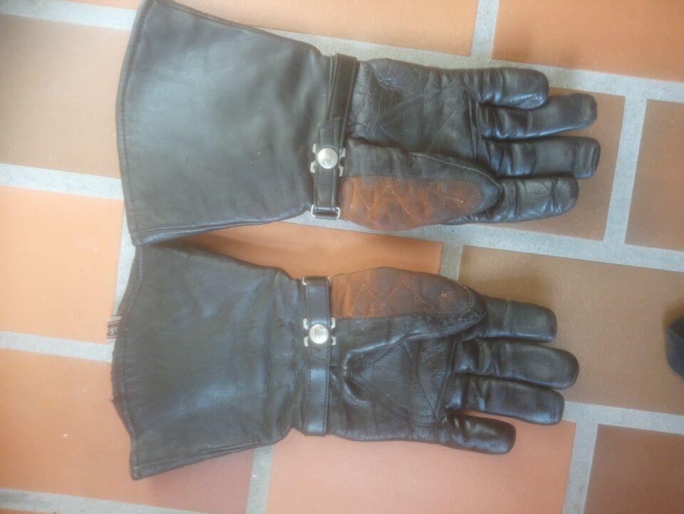 Handsker, segura, str. L