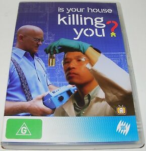 Is-Your-House-Killing-You-DVD-2008-2-Disc-Set