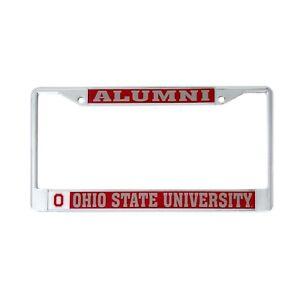 Ohio State University Alumni License Plate Frame Ebay