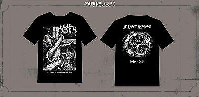 Mystifier - 25 Years of Blasphemy and War (Bra), Shirt