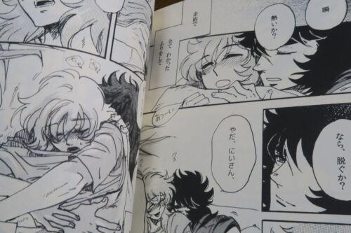 Saint Seiya yaoi doujinshi IKKI X SHUN anthology HOLIC PLATONIC LOVE A5 122page