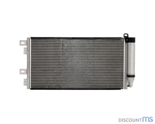 Lleno de aluminio clima condensador con secadora para mini convertible r52 04-06