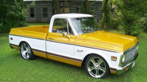 "42/"" x 24/"" LARGE WALL POSTER PRINT NEW Chevy Chevrolet Cheyenne Pickup Truck"