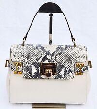 item 1 MICHAEL Michael Kors Astrid Medium Top Handle Embossed Leather  Satchel 7103589f2
