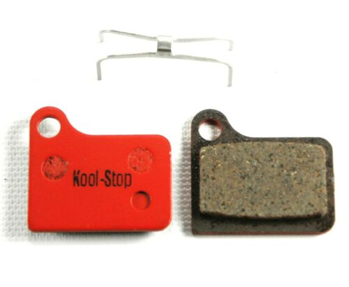 Zoom HB875 Kool-Stop Disc Brake Pads High Performance Compound Shimano Deore