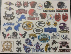 Matchbox decals clear water slide decals 1:64 scale USA!! Assorted Hot Wheels