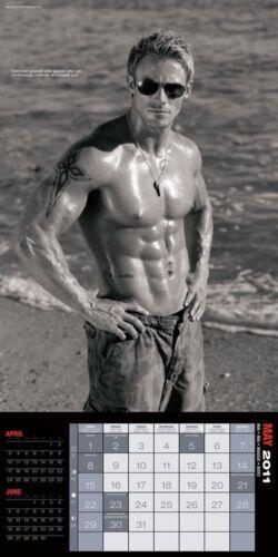 Basic Training Workout Calendar Fitness Underwear Models Shirtless Male Beefcake