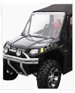 Shock-Pros-Full-Windshield-for-Polaris-Ranger-XP-800-500-Diesel-2010-2014