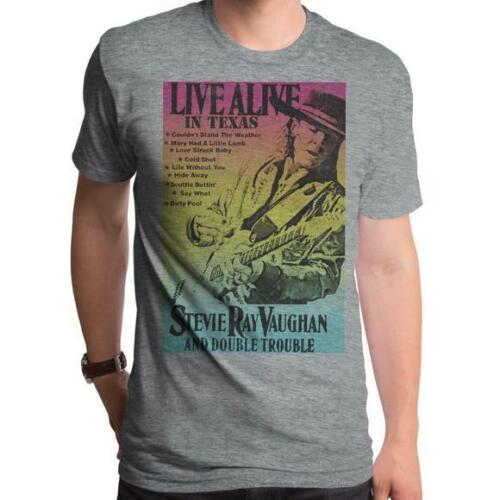 Stevie Ray Vaughan Tour 1986 T Shirt Funny Vintage Gift For Men Women
