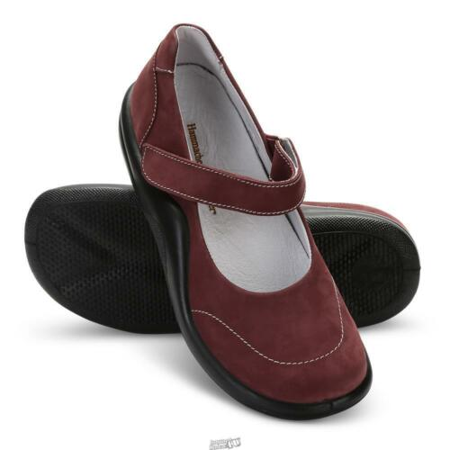 The Womens The Lady/'s Cabernet Walk On Air Mary Janes Shoes Flats Size 8