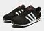 Adidas-Originals-LA-Trainer-Taille-6-12-UK-Low-Top-Sneakers-en-daim-chaussures-en-cuir miniature 1