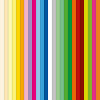 A4 Coloured Paper / Card - 80gsm Printer Copier Craft Card Premium Colours