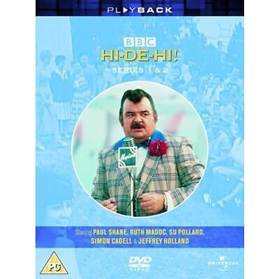 Hi De Hi!: Series 1 and 2 (Box Set) [DVD]