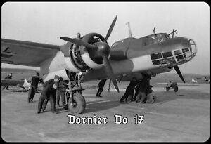Dornier-Do-17-Flieger-Blechschild-Schild-gewoelbt-Tin-Sign-20-x-30-cm-FS1066