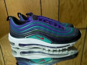 Nike Air Max 97 Se Gs Court Purple Rush Pink Av3181 500 Us 7y