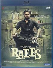 Raees Hindi Blu Ray - Stg: Sharukh Khan, Mahira Khan- Indian Bollywood Film