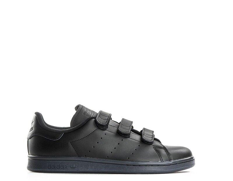 Zapatos Pelle  ADIDAS hombre NERO Pelle Zapatos naturale S80044 9bbd2d