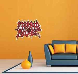 Image Is Loading Morbid Angel Death Metal Music Room Wall Decor