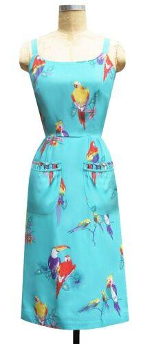 Trashy Diva 2 Paradise Dress Tropical Turquoise Bi
