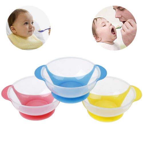 1Pc Baby cutlery kids children non-slip suction bowl sucker bowl feeding In NA
