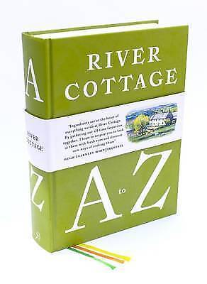 1 of 1 - River Cottage a to Z by Hugh Fearnley-whittingstall Hardcover Book (English)