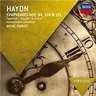 "Haydn: Symphonies No. 94 ""Surprise"", No. 100 ""Military"", No. 101 ""The Clock"" (2013)"