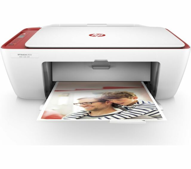 HP DeskJet 2633 All-in-One Wireless Inkjet Printer - Currys