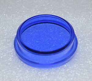 Analytique Original Olympus Microscope Lumière Du Jour Filtre Bleu Pour Ch20 Ch30 Etc Fit 40 Mm Dia-afficher Le Titre D'origine