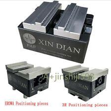 1pc Cnc Edm Erowa 3r Cnc Self Centering Vise Electrode Fixture Machining Tools