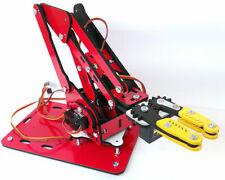 Robot Arm Kit Armuno 20 Mearm Amp Arduino Compatible Servo Motors Mecon App