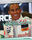 Lewis Hamilton by Paul Harrison, Claire Throp, John Townsend (Hardback, 2008)