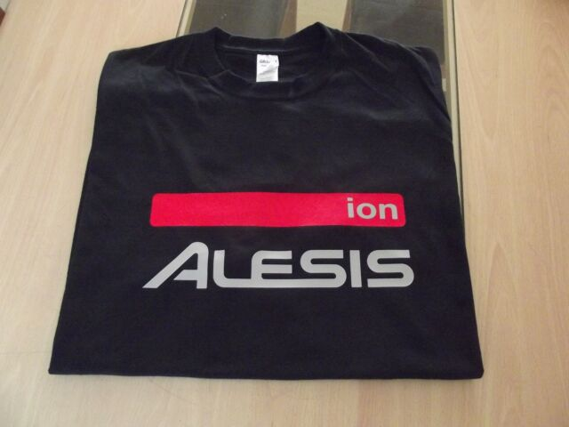 RETRO SYNTH T SHIRT SYNTHESIZER DESIGN Alesis ION S M L XL XXL